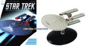 Star Trek Official Starships Collection #126 USS Princeton Eaglemoss